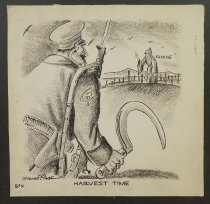 Image of Harvest Time - Page, Grover