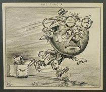Image of The Thing! - Uzanas, Philip, fl. 1950