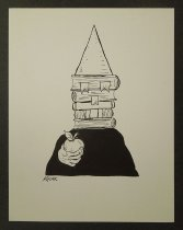 Image of Backward flows the schooling - Kocar, George F.