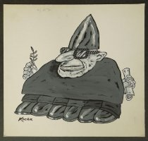 Image of A Hawk Praises the Treaty - Kocar, George F.
