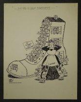 Image of - she had so many governments....  - Henrikson, Arthur, 1921-2012