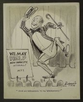 Image of Give my regards to ol' Broadway!  - Harsh, Lew, 1911-1982