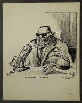 Image of A Handy Mask  - Krawiec, Walter, 1889 - 1982
