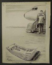 Image of Unloseable money?  - Knudsen, James, 1922-2008
