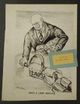 Image of Half a loaf again?  - Knudsen, James, 1922-2008