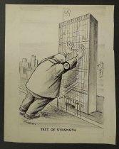 Image of Test of Strength  - Knudsen, James, 1922-2008