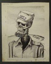 Image of Commissar of Discipline  - Knudsen, James, 1922-2008