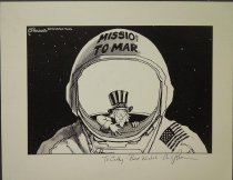 Image of Mission to Mars - Procious, Cindy, 1965-