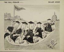 Image of The Big Parade - McClanahan, Bill, 1907-1981