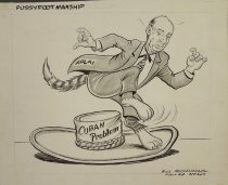Image of Pussyfoot Manship - McClanahan, Bill, 1907-1981