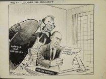 Image of Mind if'n I look over yer shoulder? - McClanahan, Bill, 1907-1981