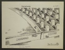 Image of Cemetery  - Manning, Reginald, 1905-1986