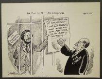 Image of Ah, but I'm not the Congress - Manning, Reginald, 1905-1986