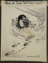 Image of But, oh that fertilizer smell - Manning, Reginald, 1905-1986