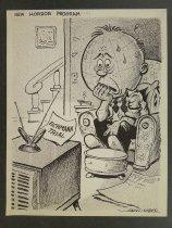 Image of New Horror Program - Maples, Harold, 1926-1981