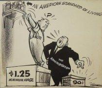 Image of An American standard of living  - Seaman, Bernard