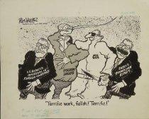 Image of Terrific work, fellah! Terrific! - Wagner, Pete, 1955-