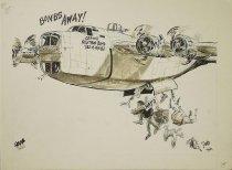 Image of Bombs Away! - Wells, Clyde, 1934-