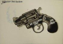 Image of Gun control  - Judge, Lee, 1953-