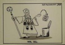 Image of Papal Bull  - Judge, Lee, 1953-