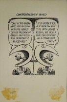 Image of Contradictory Bird  - Morse, Franklin