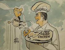 Image of Louisville Free Fried Chicken  - Moore, Don