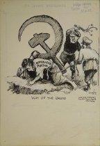 Image of Way of the Cross  - Krawiec, Walter, 1889 - 1982