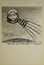Image of Oh, say, can you see... - Krawiec, Walter, 1889 - 1982