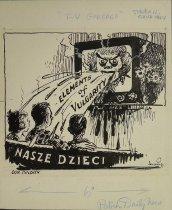 Image of T-V Garbage  - Krawiec, Walter, 1889 - 1982