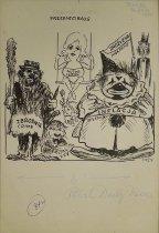 Image of Present Circus  - Krawiec, Walter, 1889 - 1982