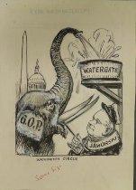 Image of Washington Circus  - Krawiec, Walter, 1889 - 1982
