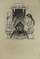 Image of Invitations  - Krawiec, Walter, 1889 - 1982