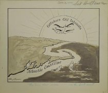 Image of The sun also rises..... over the East coast.  - Johnson, Allen