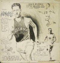 Image of Hustling Hoosier - Paprocki, Thomas, 1901-1973