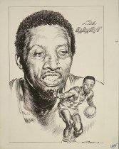 Image of Dick Barnett - Stark, Bruce, 1933-
