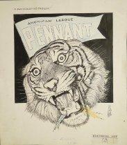 Image of A rampaging tiger!  - Coyne, Bob