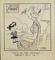 Image of Angel  - Casson, Mel, 1920-2008