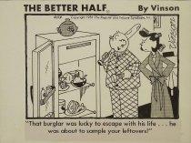 Image of The Better Half  - Vinson, Vinnie