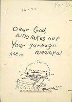Image of Children's Letters to God  - Hample, Stuart, 1926-2010