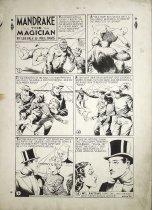Image of Mandrake the Magician - Falk, Lee, 1905-1999
