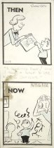 Image of Then and Now - Fox, Roy L., 1924-
