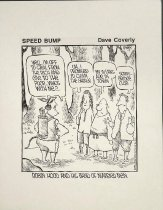 Image of Speed Bump - Coverly, Dave, 1964-