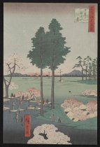 Image of One Hundred Famous Views of Edo - Hiroshige, 1797-1858