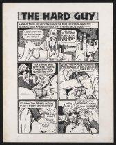 Image of The Hard Guy - Osborne, James, 1943-2001