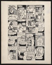 Image of Goldie Gets By - Kominsky-Crumb, Aline, 1948-