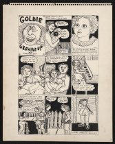 Image of Goldie Growing Up with Constant Pain - Kominsky-Crumb, Aline, 1948-