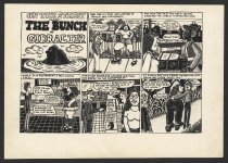 Image of On the Street with the Bunch Of Gibralter - Kominsky-Crumb, Aline, 1948-