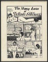 Image of The Many Loves of Valerie Feldman - Kominsky-Crumb, Aline, 1948-