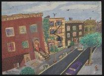 Image of [cityscape] - Rivera, Jose