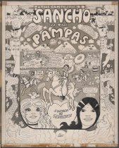 "Image of The Fantastic Sancho of the Pampas - Mendes, Barbara ""Willy"", 1948-"